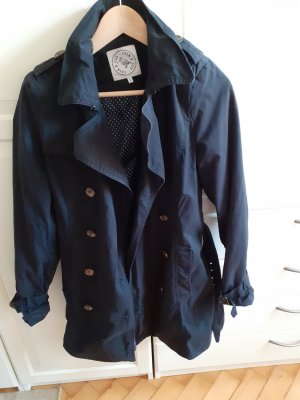 Even & Odd Trenchcoat bleu
