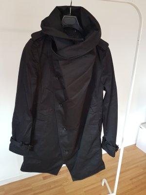Izzue Trench Coat black