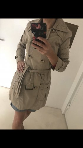 Trenchcoat von Only Gr. S/ 34/36, Mantel