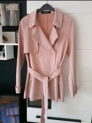 Zara Trench Coat rose-gold-coloured