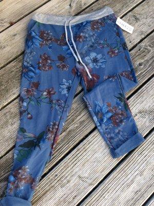 Italy Pantalón deportivo azul acero-azul aciano