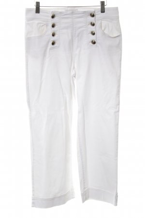 Trend Line Straight-Leg Jeans weiß Casual-Look