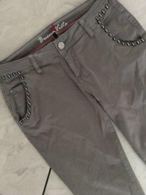 Trend tolle Jeans Buena Vista 40 Designnieten super Tragekomfort