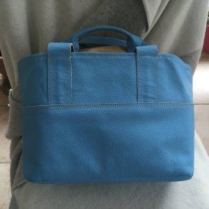 Trendfarbe 2021 Blau Aqua Sommertasche Italy Neu