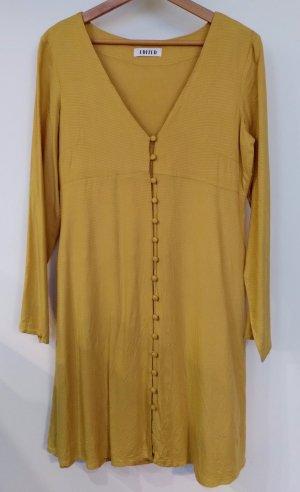 Trendfarbe gelb - tolles Kleid