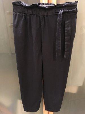 Zara Pololo negro Algodón