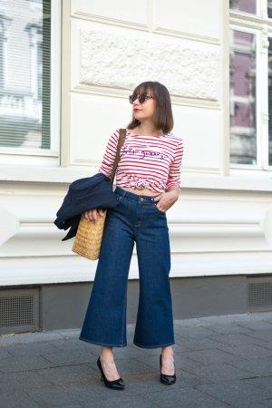 Trendige Denim-Culotte/ weite Jeans/ Jeansculotte von BODEN *Frühling*