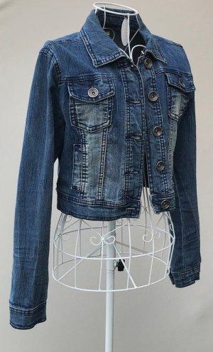 """trendige Short Jeansjacke von """"Street one"""" Gr. 36"""
