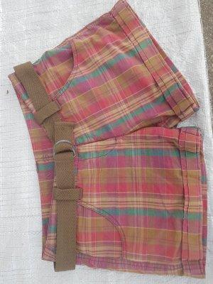 Amisu Shorts multicolored cotton