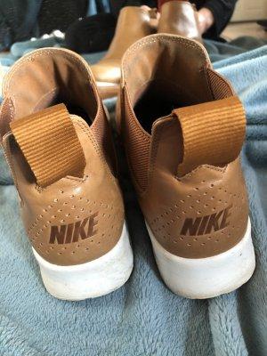 Nike Zapatillas altas color bronce-marrón