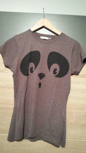 Trendiges lässiges Panda T-Shirt Gr. 12/Gr.36