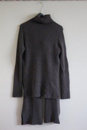 Trendiges Strickset aus Wolle