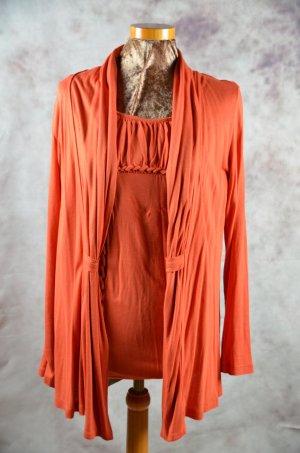 Twin Set tipo suéter orange