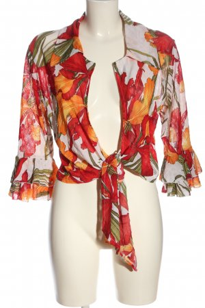 TrendSetters Blouse Jacket allover print casual look