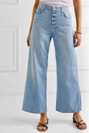 Trendy Highwaist Schlaghose / Bootcut Jeans - Eve Denim *NEU