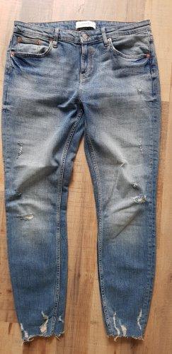 Zara Woman Skinny jeans room-blauw