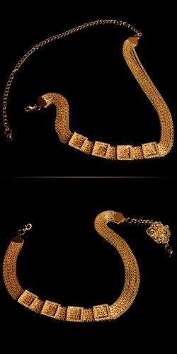 Instyle Chain Belt gold-colored