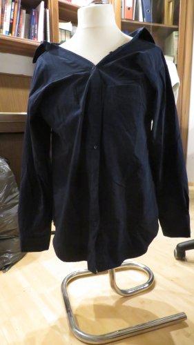 trendy over the shoulder Hemd