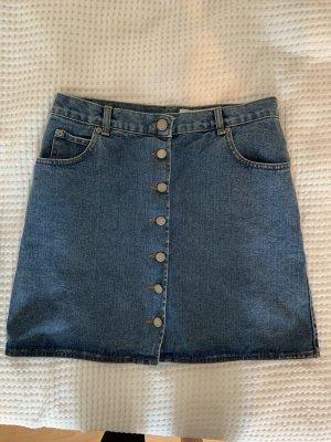 Asos Denim Jupe en jeans bleuet