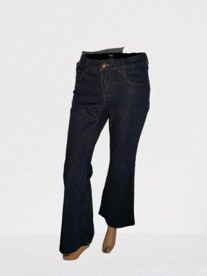 Naf naf Jeans large bleu coton