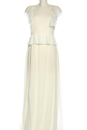 TRENDYOL Abendkleid weiß Elegant