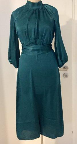 Trendyol Smaragdgrün Kleid NEU, Gr 36