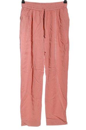 TRENDYOL Stoffhose pink Casual-Look