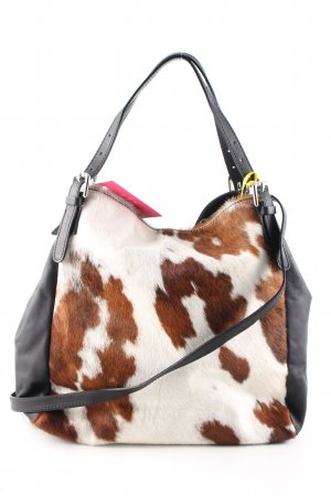 Carry Bag animal pattern casual look