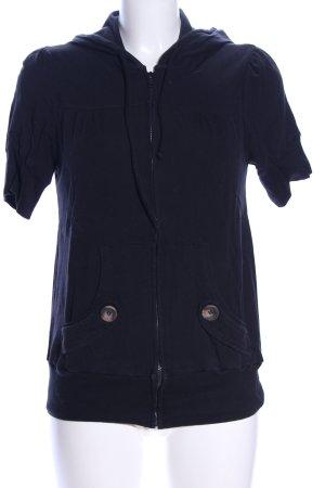 Tresics Kapuzenshirt blau Casual-Look