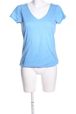 Tresics T-Shirt blau Casual-Look