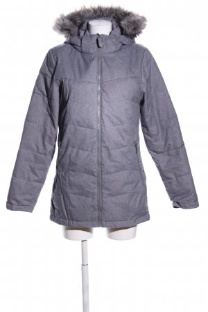 Trespass Outdoorjacke hellgrau meliert Casual Look