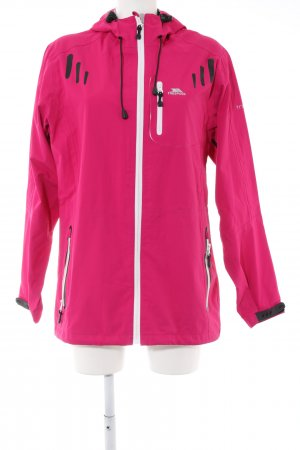 Trespass Outdoorjacke pink Casual Look