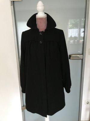 Margit brandt Cappotto in lana nero