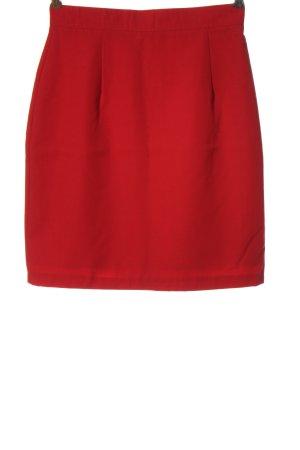 Trevira Spódnica midi czerwony W stylu casual