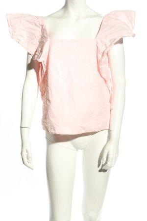 Trf by Zara ärmellose Bluse pink Casual-Look