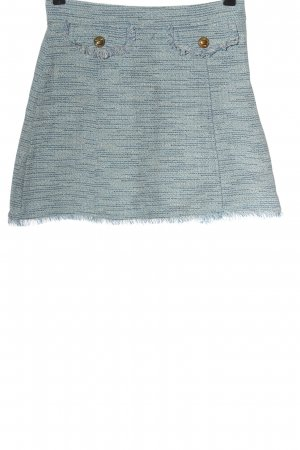 Trf by Zara Minirock blau Casual-Look