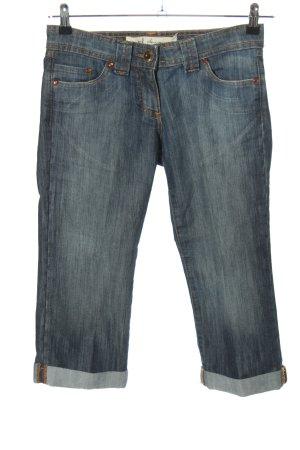 TRF Denim 3/4 Jeans blau Casual-Look