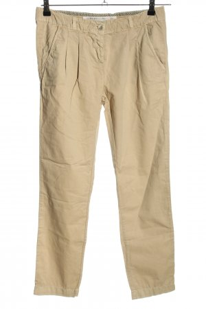 TRF Denim Chinohose nude Casual-Look