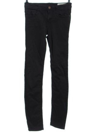 TRF Denim Skinny Jeans schwarz Casual-Look