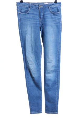TRF Denim Skinny Jeans blau Casual-Look