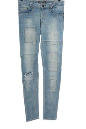 TRF Denim Slim Jeans blau Casual-Look