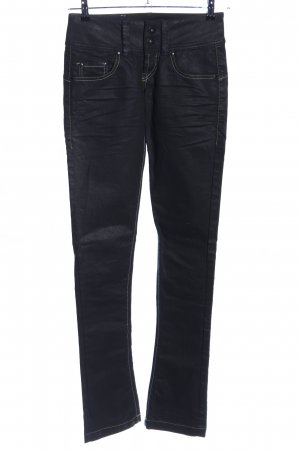 TRF Denim Slim Jeans schwarz Casual-Look