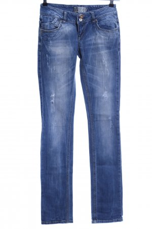 TRF Denim Slim Jeans blau Casual-Look