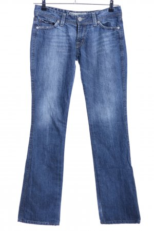 TRF Denim Straight-Leg Jeans blau Casual-Look