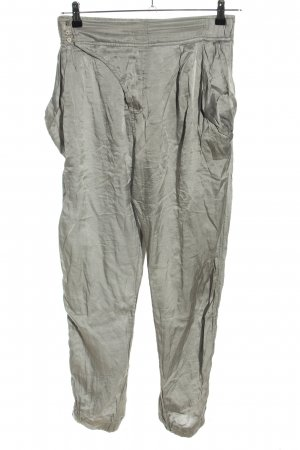 TRF Harem Pants light grey casual look