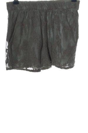 TRF High-Waist-Shorts