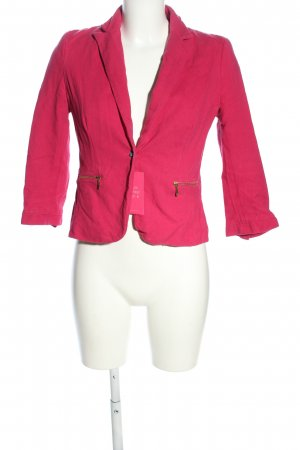 TRF Kurz-Blazer pink Elegant
