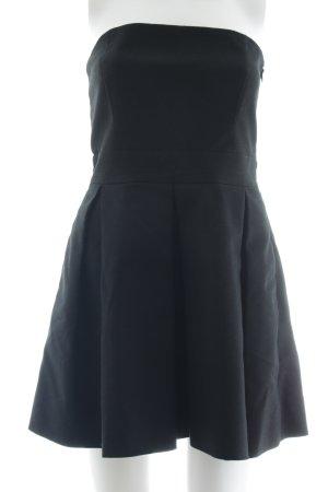 TRF Minikleid schwarz Elegant