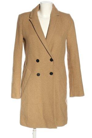 trf_outerwear Wollmantel braun Business-Look