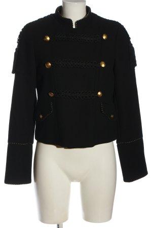 TRF Outwear Kurzmantel schwarz Casual-Look